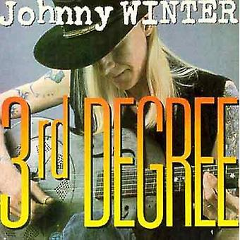 Johnny Winter - tredje grad [CD] USA import
