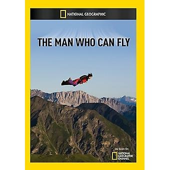 Man Who Can Fly [DVD] USA import