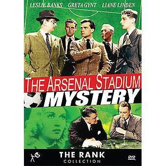 Arsenal Stadium Mystery (1938) [DVD] USA import