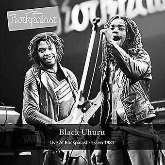 Black Uhuru - en vivo en la importación de los E.e.u.u. Rockpalast [vinilo]