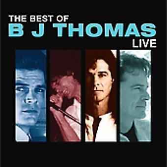BJ Thomas - importar de USA mejor de Bj Thomas-en vivo [CD]