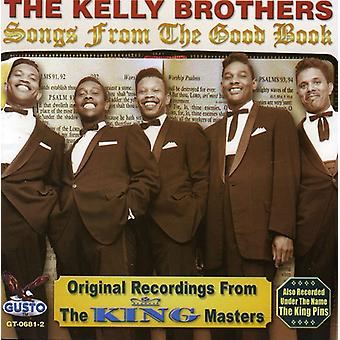 Kelly Brothers - Songs From the Good Book [CD] USA import