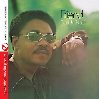 Freddie North - Freund [CD] USA import