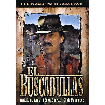 El Buscabullas [DVD] USA importerer