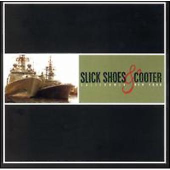 Smarte sko/Cooter - Split EP [CD] USA import