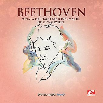 L.V. Beethoven - Beethoven: Sonata na fortepian nr 21 C-dur Op. 53 'Waldstein' [CD] USA import