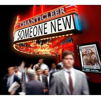 Chanticleer - nogen ny [CD] USA importerer
