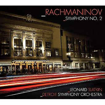 S. Rachmaninov - Rachmaninov: Symphonie n ° 2 [CD] USA import