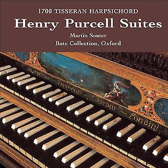 H. Purcell - Henry Purcell Suites [CD] USA import