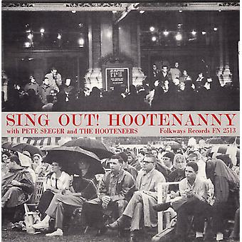 Pete Seeger - Sing Out!: Hootenanny mit Pete Seeger & Hoote [CD] USA Import