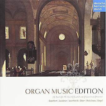 Organ Music Edition - Organ Music Edition [CD] USA importieren
