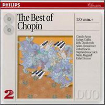 F. Chopin - The Best of Chopin [CD] USA import