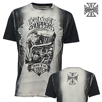 West Coast choppers T-Shirt F * du