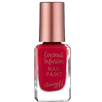 Barry M Barry M Coconut Infusion ongles peinture Island Fever
