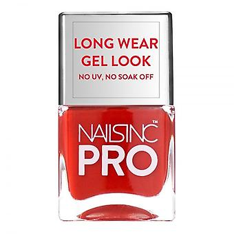 Nails Inc Pro Gel Effect Polish - West End