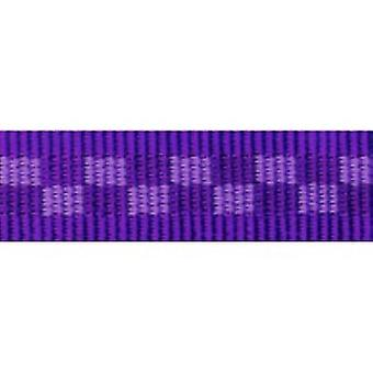 Tuff Lock 120cm Large Violet Checker