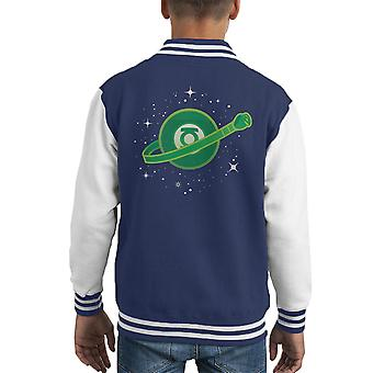 Bâtiment avec Varsity Jacket de Imagination Green Lantern Lego Kid