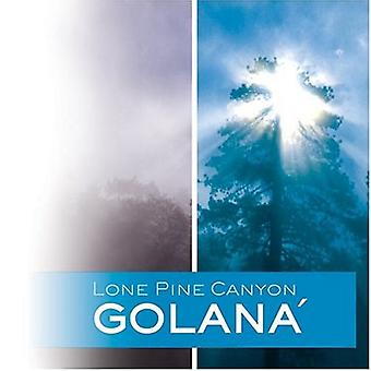 Golana - Lone Pine Canyon [CD] USA importerer