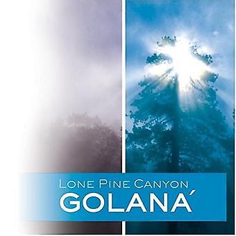 Golana - Lone Pine Canyon [CD] USA importerer