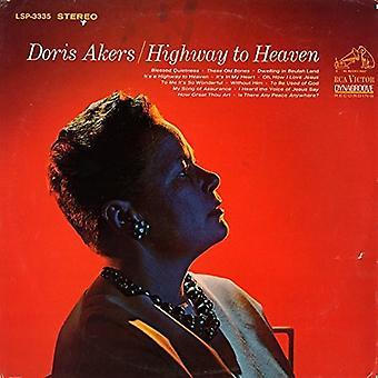 Doris Akers - Highway to Heaven [CD] USA import