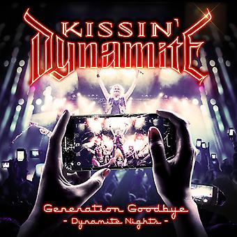Kissin Dynamite - Generation Goodbye: Dynamite Nights [Blu-ray] USA import