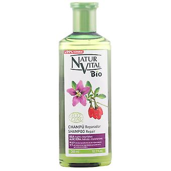 Naturaleza y Vida Bio Shampoo Repairer 300 ml (Woman , Hair Care , Shampoos)