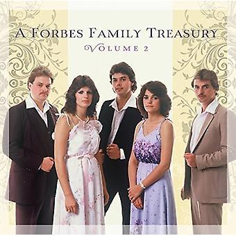 Forbes familien - Forbes familien skatkammeret 2 [CD] USA import