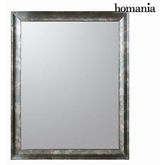 Bigbuy Mirror frame brass water (Home , Decoration , Mirrors)