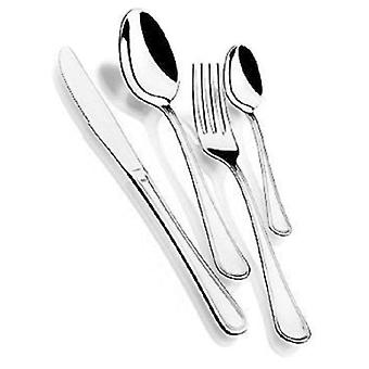 Monix Venice in September 24 pieces stainless steel cutlery