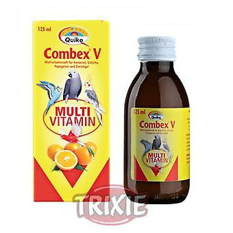 Trixie Combex V Multivitamin for Birds 125 Ml. (Birds , Bird Food , Supplements)