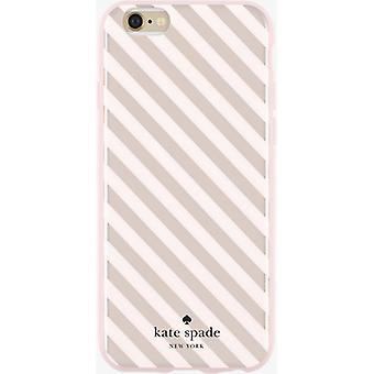 Kate Spade New York Flexible HardShell Case for Apple iPhone 6/6S - Rose Gold Di