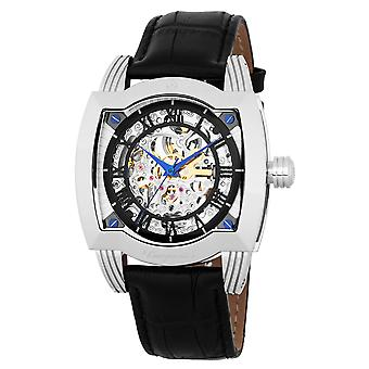 Burgmeister BM246-112 Belleville, Gents automatic watch, Analogue display - Water resistant, Stylish leather strap, Classic men's watch