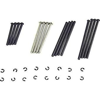 Spare part Reely 69724A/B/C+69538 Shaft and pin set