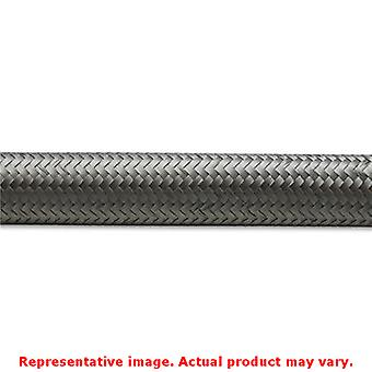 Vibrant Braided Flex Hose 11922 Stainless -12AN Fits:UNIVERSAL 0 - 0 NON APPLIC