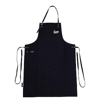 GEAR Barbecue apron Waxed Canvas and Leather details