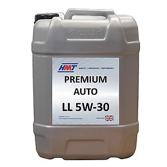 HMTM380 PREMIUM AUTO LL 5W-30 FULLY SYNTHETIC ENGINE OIL 20 Litre / 4 gallon