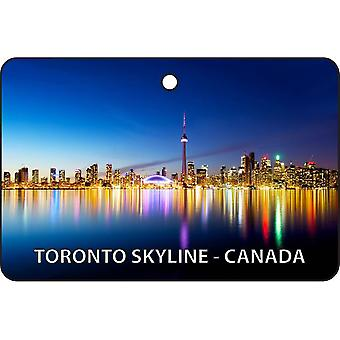 Toronto Skyline - Canada Car Air Freshener