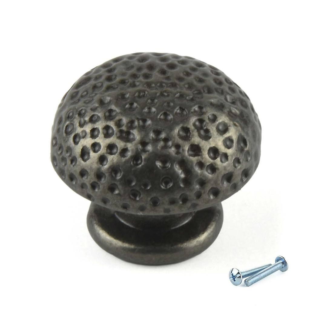 M4TEC Interior Kitchen Cabinet Door Knobs Cupboards Drawers Bedroom Furniture Pull Handles Black. B6 series: 34 mm