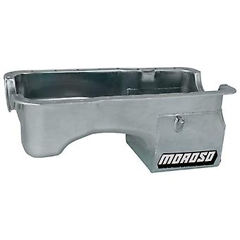 Moroso 20521 Oil Pan for Ford 5.0L Engines in Fox Chassis Vehicles