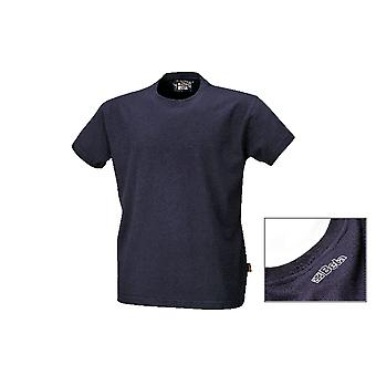 Beta 7548Bl /L Large Work T-Shirt Blue