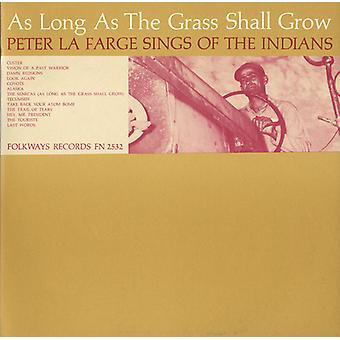 Peter La Farge - als solange der Rasen soll wachsen: Peter La Farge Si [CD] USA Import