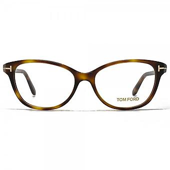 Tom Ford FT5299 Glasses In Dark Havana