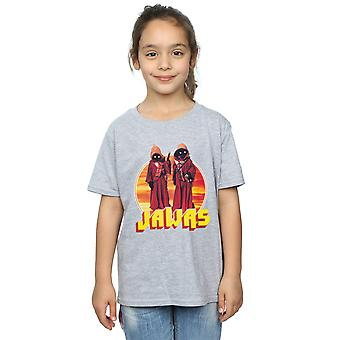 Star Wars Girls A New Hope Jawas T-Shirt