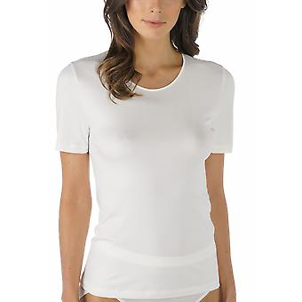 Mey 56201-5 Women's Emotion Champagne Solid Colour Short Sleeve Top