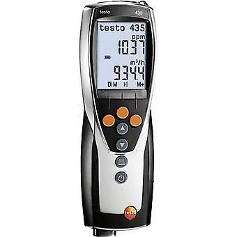 testo 435- 4 Hygrometer 0 % RH 100 % RH Data logging function Calibrated to: Manufacturer's standards (no certificate)