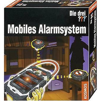 Science kit (set) Kosmos Die drei ??? Mobiles Alarmsystem 631901 8 years and over