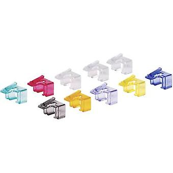 Renkforce Network Cable Latch Repair Clip (Pack of 10) RF-NW-