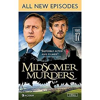 Midsomer Murders: Series 17 [DVD] USA import
