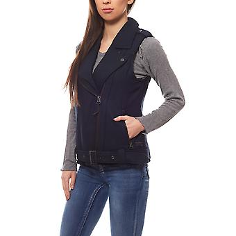Lee vest ladies blue