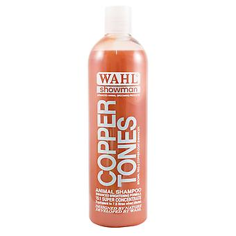 Wahl Copper Tones Shampoo 500ml